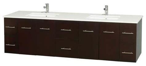 Wyndham Centra Inch Double Bathroom Vanity