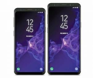 Samsung S9 Zoll : samsung galaxy s9 und s9 plus offizielle fotos geleakt ~ Kayakingforconservation.com Haus und Dekorationen