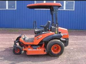 Kubota Zd326 Eu Zero Turn Mower Service Repair Manual