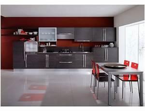 Modele De Cuisine Moderne : cuisine contemporaine design pas cher cuisines modernes ~ Melissatoandfro.com Idées de Décoration