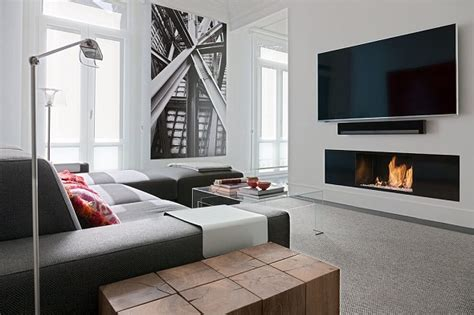 Inspiring Small Apartment Design Ideas With Dynamic