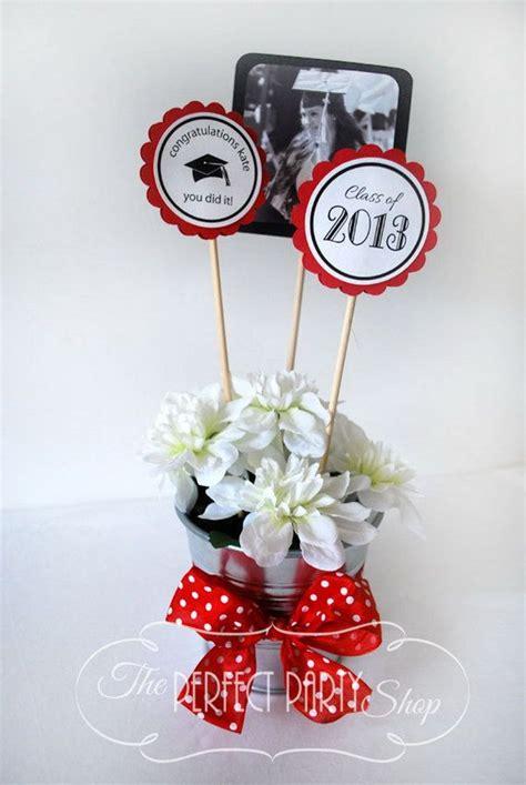 Graduation Table Decorations Diy by 17 Best Ideas About Graduation Centerpiece On