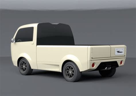 this honda t880 pickup truck concept is retro cool the fast truck