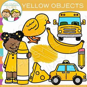 Yellow Color Objects Clip Art , Images & Illustrations ...