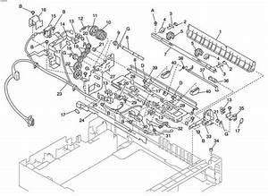 W810 Parts 500 Sheet Unit Paper Take