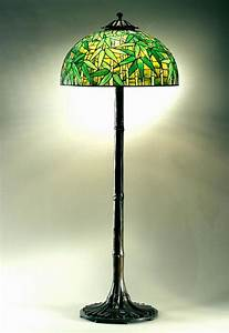 19 best images about a well lighted place on pinterest for Tiffany bamboo floor lamp