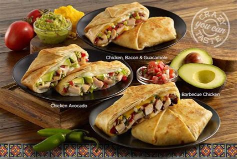 El Pollo Loco Gets Cray with New Chicken Stuffed Quesadillas