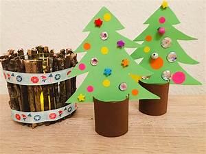 Weihnachtsgeschenke Für Eltern Basteln : weihnachtsb ume aus toilettenpapierrollen basteln mit kindern der familienblog f r kreative ~ Orissabook.com Haus und Dekorationen