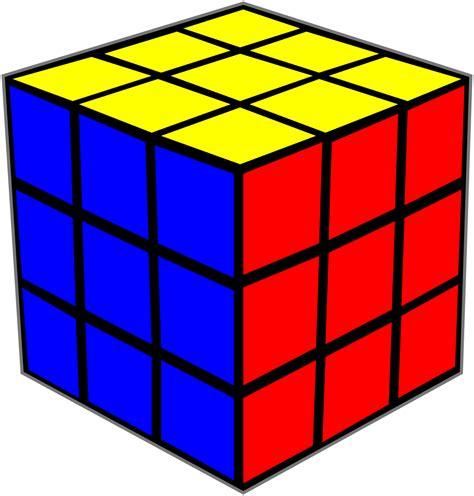 Cube Clipart Rubik S Cube Simple The Free Encyclopedia