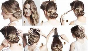 Coiffure Pour Cheveux Mi Longs : angelica ramos mode astuce coiffure ~ Melissatoandfro.com Idées de Décoration
