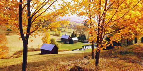 fall   country  fall    season