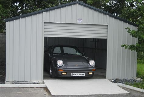 Spaltplatten Garage by Steel Garages Garages Uk Metal Garages Garages