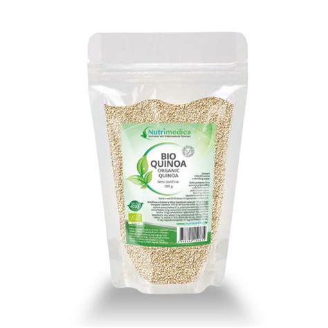 Bio kvinoja (Quinoa) - bezglutenska žitarica s najvećim izvorom protei