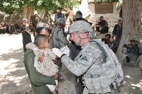 combat medics  afghanistan spc chad  brown