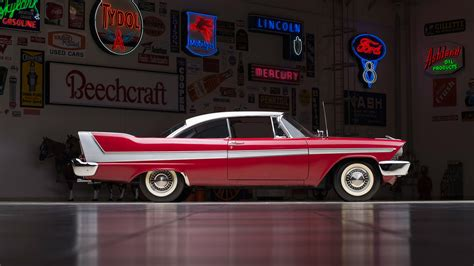 plymouth fury christine wallpapers hd images