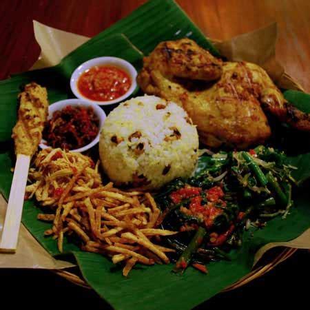 early cuisine the uma balinese food