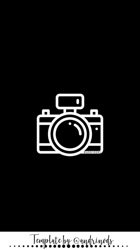 Instagram highlight icons are the perfect way to style up your instagram profile. Instagram highlight covers - Black theme in 2020 | Emoji for instagram, Instagram logo ...