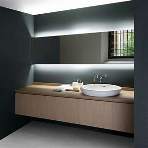 25 best ideas about eclairage salle de bain on pinterest With carrelage adhesif salle de bain avec spot led deco