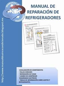 Manual De Reparaci U00f3n De Refrigeradores Manualesydiagramas