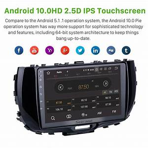 Oem Android 10 0 For 2019 Kia Soul Radio With Bluetooth 9
