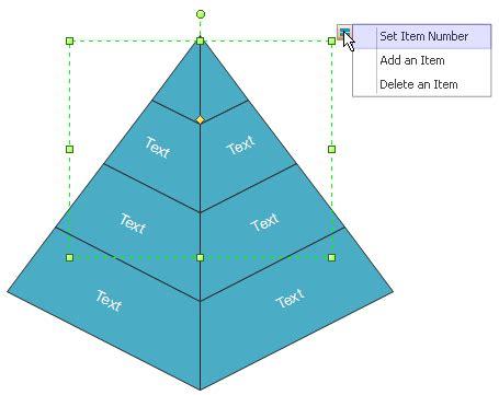 Pyramid Diagram Chart