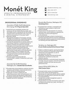 Digital strategist resume resume ideas for Digital resume template