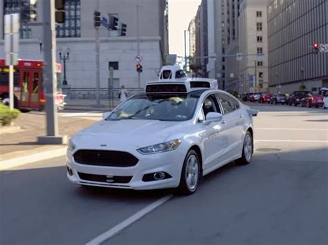Uber Disagrees With California Dmv Over Self-driving Car