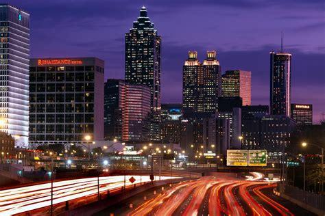 Atlanta Skyline Desktop Wallpaper Photo Collection Free Atlanta Wallpaper