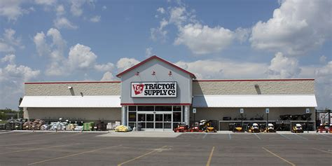Tractor Supply Heat L by Tractor Supply Company Wolverine Building