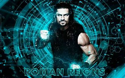 Reigns Roman Wwe Wallpapers Pc Background Ambrose