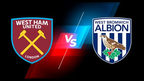 West Ham vs West Bromwich EN VIVO ONLINE: Ver Premier ...