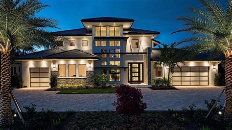 Custom Luxury Homes, Naples FL  Big Island Builders