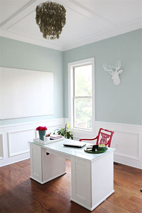 painted walls ideas neutral paint color blue wall exles