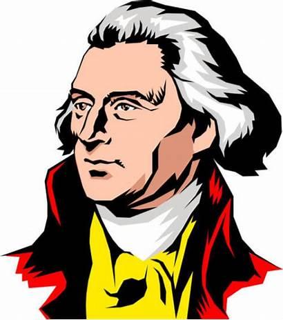 Jefferson Thomas Clipart States United Important Reading