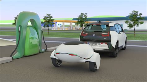 ebuggy electric car trailer boosts range   miles