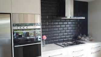 black backsplash kitchen black subway tile kitchen backsplash of subway tile kitchen choices kitchen ideas
