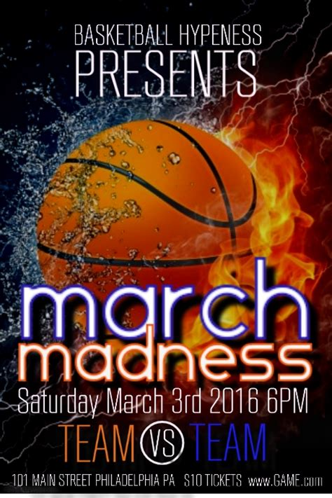 copy  march madness postermywall
