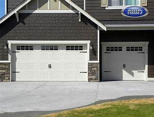 Nice a 1 garage door 4 carriage house style garage doors for Carriage type garage doors