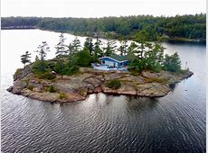 Private Island for Rent 25 hours from Toronto VRBO