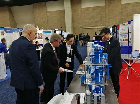 hwapeng attends   annual meeting exhibition   minerals metals  materials