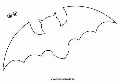Vleermuis Halloween Bats