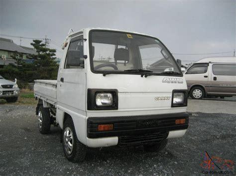 Suzuki Mini Trucks For Sale by Dump Bed Suzuki Carry 4x4 Japanese Mini Truck Road