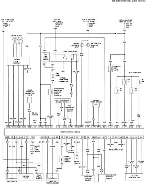 1995 Isuzu Rodeo Radio Wiring Diagram by Isuzu Ac Wiring Diagrams Wiring Library