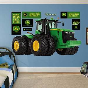 john deere 9560r tractor wall decal shop fatheadr for With where to buy john deere wall decals