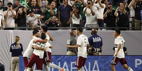 La final entre méxico vs. México vs. Estados Unidos EN VIVO por final Copa Oro 2019: ver partido EN DIRECTO ONLINE ...