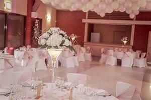 Deco Mariage Romantique : decoration salle mariage romantique ~ Nature-et-papiers.com Idées de Décoration