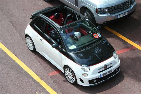 Top Gear Fiat Abarth fiat 500 abarth top gear at monaco richard hammond at