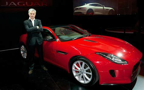 jaguar car owner chelsea mourinho uk s f type owner car india