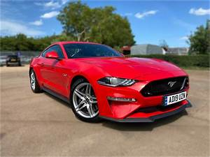 Used Ford Mustang V8 450ps 10speed Auto for sale - Perkins Garages
