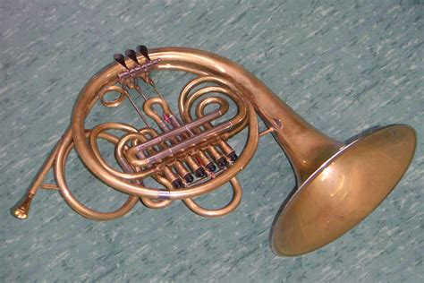 horn french vienna wikipedia valve note english valves long viennese rotary edit facts piston heinrich austria player italian